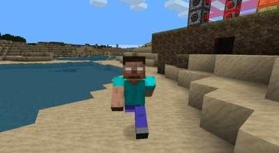 Minecraft — The Herobrine для 1.7.10/1.6.4 | Minecraft моды