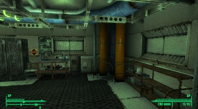 Fallout 3 — Армейский бункер (дом для игрока) | Fallout 3 моды