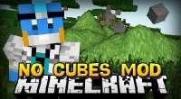 Minecraft — No Cubes / Гладкая земля для 1.7.10/1.7.2