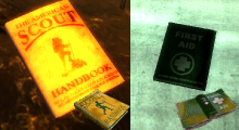 Fallout NV — Классические книги | Fallout New Vegas моды