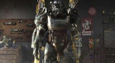 Fallout 4 — Перенос Лица с другого сохранения | Fallout 4 моды