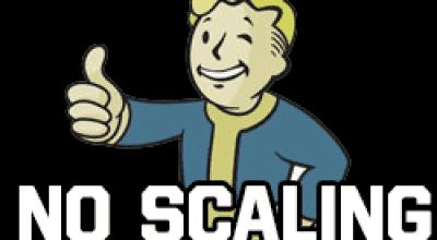 Fallout 4 — Отключение скалирования уровня врагов | Fallout 4 моды