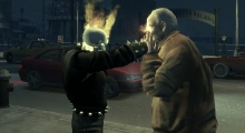 GTA IV — Ghost Rider | GTA 4 моды