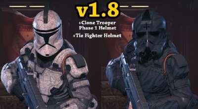 XCOM 2 — Шлемы из Star Wars | XCOM 2 моды