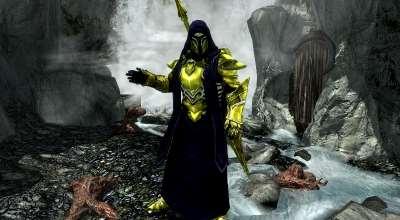 Skyrim — Охота на Грешников / Hunter of Sins | Skyrim моды