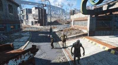 Fallout 4 — Больше точек спавна врагов | Fallout 4 моды
