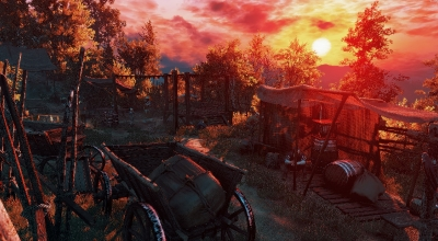 The Witcher 3 — E3FX / Графика как в трейлере 2013 года
