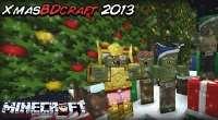 Minecraft 1.7.x — Sphax XmasBDcraft (Новогодние текстуры)