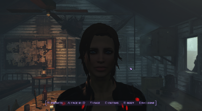 Fallout 4 — Зеркало для изменения внешности | Fallout 4 моды