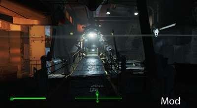 Fallout 4 — Улучшенное освещение | Fallout 4 моды