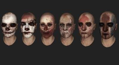 Fallout New Vegas — Лицо Психопата | Fallout New Vegas моды