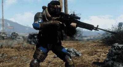 Fallout 4 — Новая анимация от 3го лица | Fallout 4 моды
