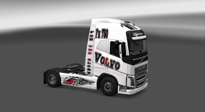 ETS 2 — FOR THE MONEY VOLVO | ETS2 моды