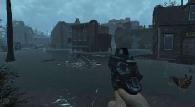 Fallout 4 — Измененные частицы дождя (FO4 RAIN) | Fallout 4 моды
