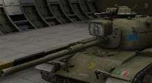 World of Tanks 0.8.5 — необычный скин танка м60 | World Of Tanks моды