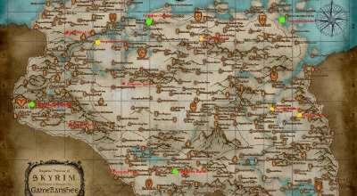 Skyrim — Забытые подземелья / Forgotten Dungeons | Skyrim моды