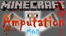Minecraft — Кровь и расчлененка / Mob Amputation | Minecraft моды