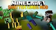 Minecraft — Shatter для 1.8/1.7.10 | Minecraft моды