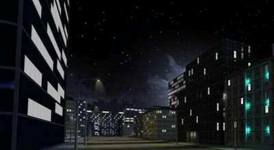 Garrys mod — Карта города gm_asqueon_city с HDR освещением