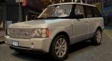GTA 4 — Range Rover Supercharged | GTA 4 моды