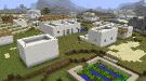 Minecraft — Millenaire 6.0.0 — деревня с ботами