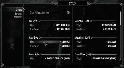 Skyrim — XP32 Maximum Skeleton Extended — XPMSE