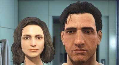 Fallout 4 — Синтетическая любовь | Fallout 4 моды