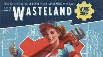 Видео грядущего DLC Wasteland Workshop для Fallout 4