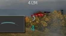 World Of Tanks 0.8.6 — Дамаг индикатор WARFARE + аркадный прицел | World Of Tanks моды