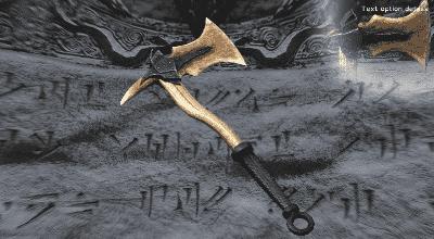 Skyrim — Ретекстур драконьего оружия | Skyrim моды