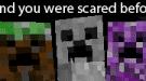 Minecraft — Elemental Creepers  (Клиент/Сервер)