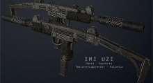 Fallout NV — IMI UZI | Fallout New Vegas моды
