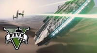 Star Wars VII: The Force Awakens в Grand Theft Auto V