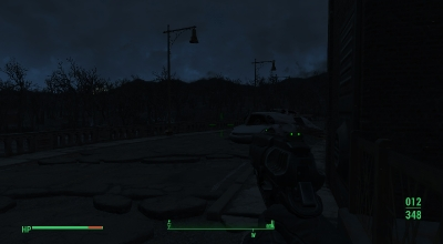 Fallout 4 — Более темные ночи | Fallout 4 моды