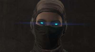 Fallout 4 — Светящиеся глаза синтов | Fallout 4 моды