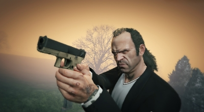 GTA 5 — Glock-18 из Battlefield 4 (Battlefield 4: Glock-18) | GTA 5 моды