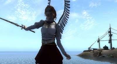 Oblivion — Крылатая броня | Oblivion моды