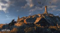 Геймплейное видео и несколько скриншотов The Witcher 3