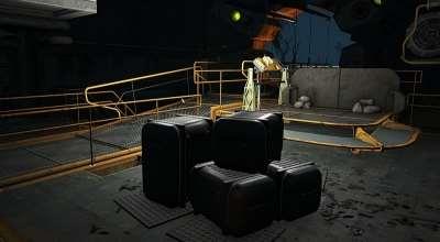 Fallout 4 — Лутабельные контейнеры «Волт-Тек» | Fallout 4 моды