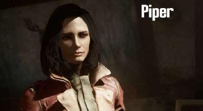 Fallout 4 — Новые лица для спутников | Fallout 4 моды