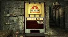 Fallout NV — Реплейсер автомата с Сансет Сарсапариллой | Fallout New Vegas моды