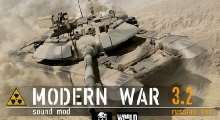 World Of Tanks 0.8.6 — Озвучка Modern War | World Of Tanks моды