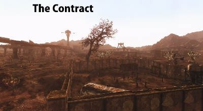 Fallout NV — Контракт (The Contract) | Fallout New Vegas моды