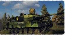 World Of Tanks 0.8.6 — Ремоделлинг E-75 (Leopard2) | World Of Tanks моды