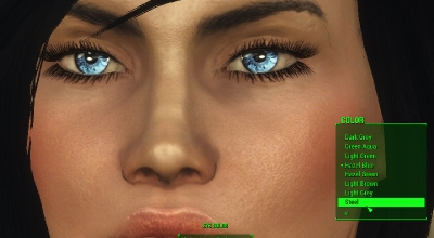 Fallout 4 — Реплейсер глаз | Fallout 4 моды