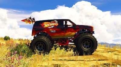 GTA 5 — Ретекстур Liberator (Monster Hot Wheels)   GTA 5 моды