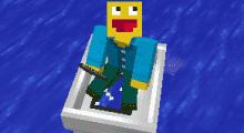 Minecraft — OceanCraft для 1.7.10/1.7.2/1.6.4/1.5.2 | Minecraft моды