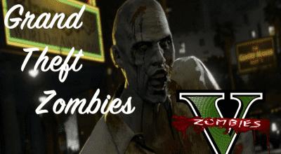 GTA 5 — Спавн зомби   GTA 5 моды