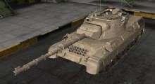 World Of Tanks 0.8.6 — Ремоделлинг Leopard1 | World Of Tanks моды