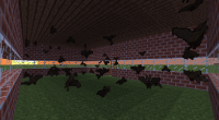 Minecraft — Новые питомцы (Летучие мыши)